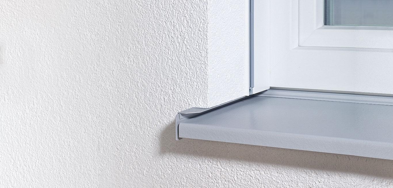 Fensterbanke In Gussmarmor Oder Aluminium Fur Innen Und Aussen Von